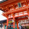 京都観光モデルコース1泊2日|嵐山・金閣寺・清水寺・伏見稲荷を旅行する